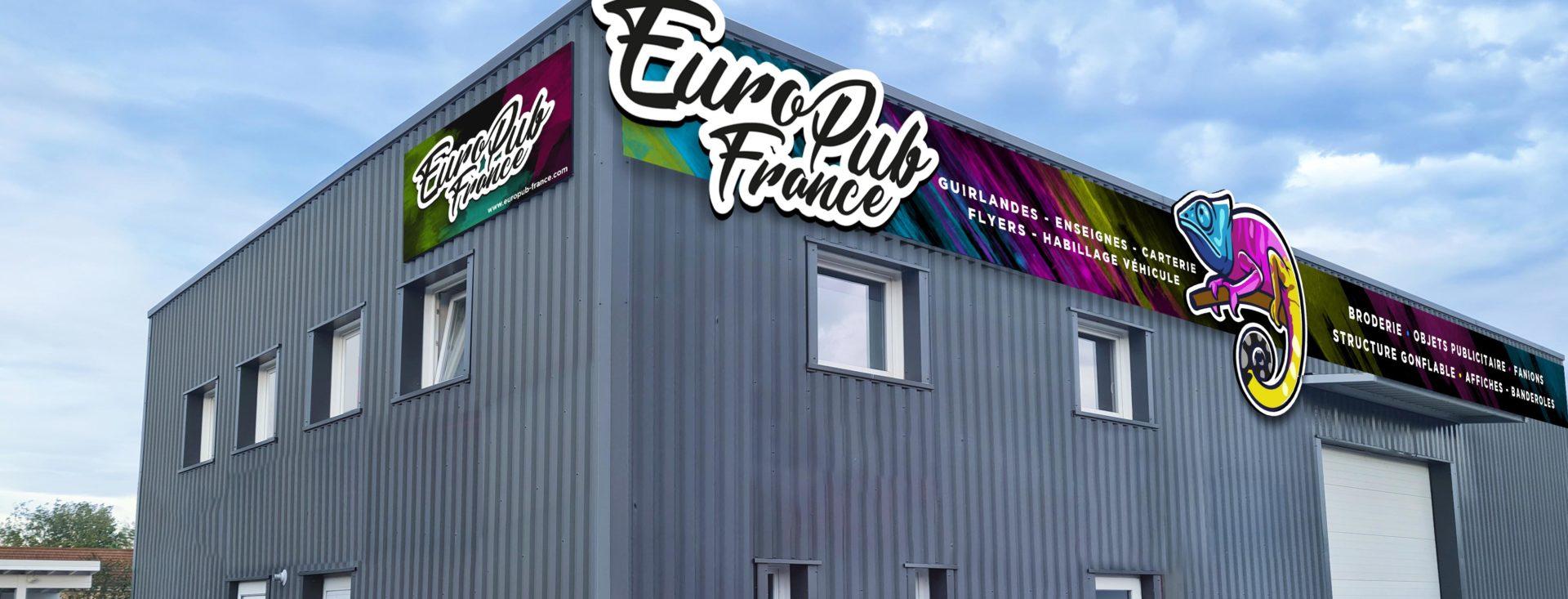 façade europub